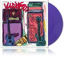 Visitors - Early Purple (Coloured Vinyl) - Vinile LP di Tia Carrera