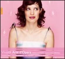 Arie d'opera - CD Audio di Antonio Vivaldi,Sandrine Piau,Paul Agnew,Ann Hallenberg,Federico Maria Sardelli,Modo Antiquo