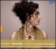 Atenaide - CD Audio di Antonio Vivaldi,Nathalie Stutzmann,Sandrine Piau,Paul Agnew,Federico Maria Sardelli