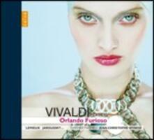 Orlando furioso (+ Bonus Booklet) - CD Audio di Antonio Vivaldi,Jennifer Larmore,Veronica Cangemi,Philippe Jaroussky,Marie-Nicole Lemieux,Jean-Christophe Spinosi,Ensemble Matheus