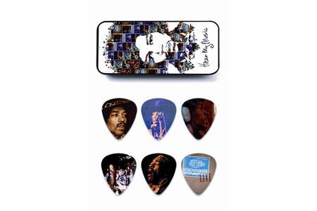 Set 6 Plettri Dunlop Jh-Pt07-M Hear My Music