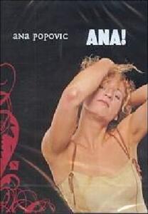 Ana Popovic. Ana! - DVD