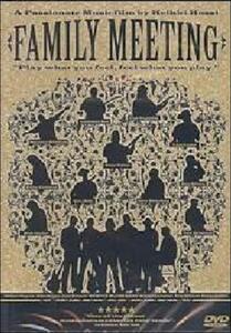 Wentus Blues Band. Family Meeting - DVD
