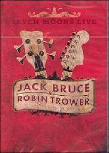 Film Jack Bruce & Robin Trower. Seven Moons Live