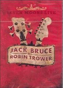 Jack Bruce & Robin Trower. Seven Moons Live - DVD