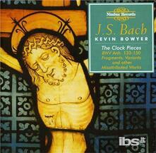 Works for Organ vol.Xvi - CD Audio di Johann Sebastian Bach