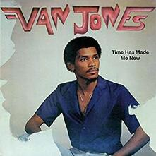 Time Has Made Me New - Vinile LP di Van Jones