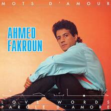 Mots d'amour - Vinile LP di Ahmed Fakroun