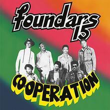 Co-Operation - Vinile LP di Foundars 15