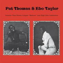 Sweeter Than Honey - Vinile LP di Pat Thomas