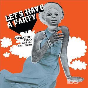 Let's Have a Party - Vinile LP di Geraldo Pino