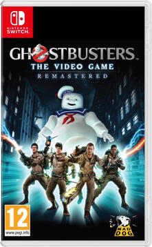 Koch Media Ghostbusters The Video Game Remastered, Switch videogioco Nintendo Switch