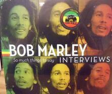 Interviews - Vinile LP di Bob Marley