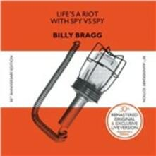 Life's a Riot with Spy vs. Spy - Vinile LP di Billy Bragg