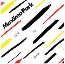 Risk to Exist (Splatter Coloured Vinyl) - Vinile LP di Maximo Park