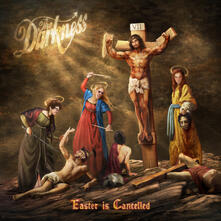 Easter Is Cancelled - Vinile LP di Darkness
