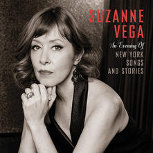 An Evening of New York Songs & Stories - CD Audio di Suzanne Vega