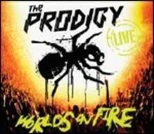 Live. World's on Fire - CD Audio + DVD di Prodigy