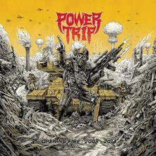 Opening Fire 2008-2014 (Coloured Vinyl) - Vinile LP di Power Trip