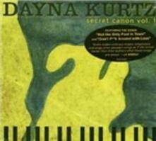 Secret Canon 1 - Vinile LP di Dayna Kurtz