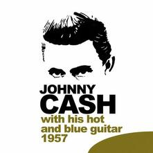 With His Hot & Blue Guitar - Vinile LP di Johnny Cash