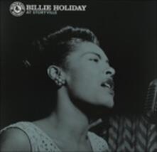 At Storyville (180 gr.) - Vinile LP di Billie Holiday