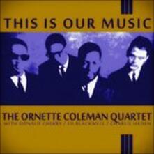 This Is Our Music - Vinile LP di Ornette Coleman
