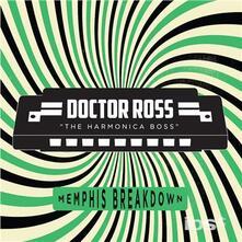 Memphis Breakdown - Vinile LP di Doctor Ross