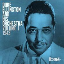 Vol.1. 1943 - Vinile LP di Duke Ellington