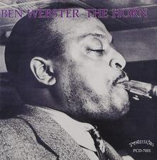 The Horn - Vinile LP di Ben Webster
