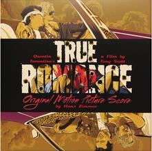 True Romance (Colonna Sonora) - Vinile LP di Hans Zimmer