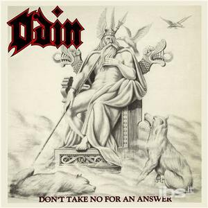 Don't Take No for an Answer - Vinile LP di Odin