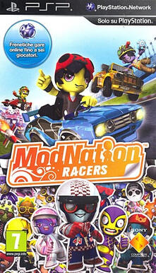 Sony Modnation Racers Psp videogioco PlayStation Portatile (PSP) Basic ITA