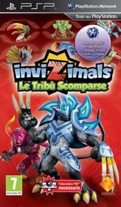 Invizimals: Le tribu' scomparse (solo gioco)