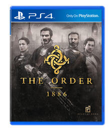 Sony The Order: 1886, PS4 videogioco PlayStation 4 Basic Francese