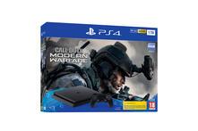 Sony PS4 1TB + Call of Duty Modern Warfare Nero 1000 GB Wi-Fi