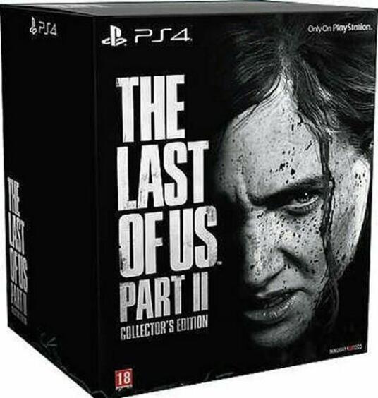THE LAST OF US PART 2 COLLECTOR'S EDITION (VERSIONE MULTILINGUA ITA) Playstation 4