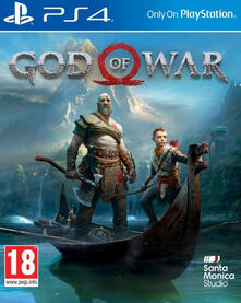 Sony God of War, PS4 PlayStation 4 Basic