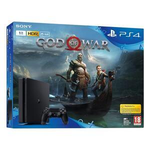 PlayStation4 1TB + God Of War