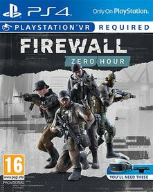 Firewall Zero Hour - PS Vita
