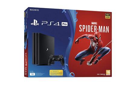 PlayStation4 PRO + Marvel's Spider-Man - PlayStation4 - 2