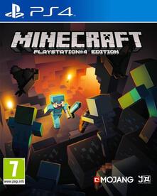 Sony Minecraft, PS4 videogioco PlayStation 4 Basic Inglese