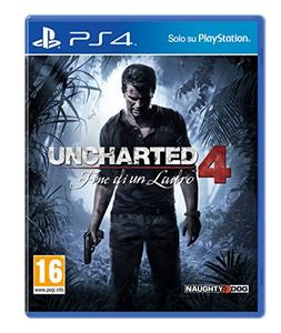 Videogioco Uncharted 4: La fine di un ladro - PS4 PlayStation4