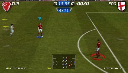 World Tour Soccer 2 - 4