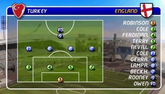 World Tour Soccer 2 - 5