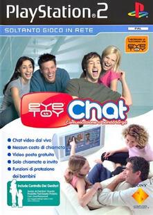 Sony Eye Toy Chat Standalone Ps2 videogioco PlayStation 2 Basic ITA