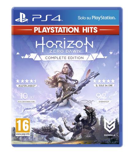 Sony Horizon Zero Dawn: Complete Edition - PS4
