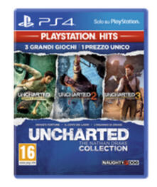 Uncharted The Nathan Drake Collection PS HITS
