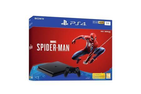 PlayStation4 1TB + Marvel's Spider-Man - PlayStation4 - 2