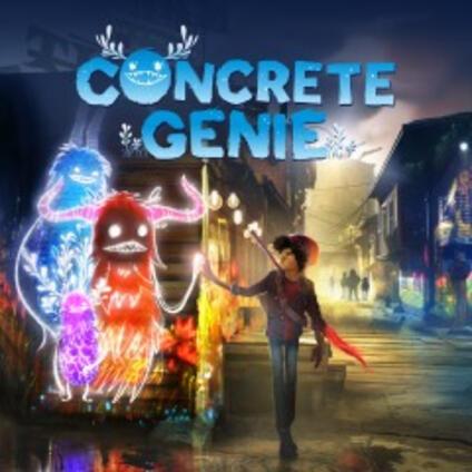 Sony Concrete Genie videogioco PlayStation 4 Basic Inglese, ITA